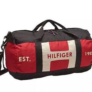 TOMMY HILFIGER DUFFL ALL RAIDER RETRO TRAVEL BAG